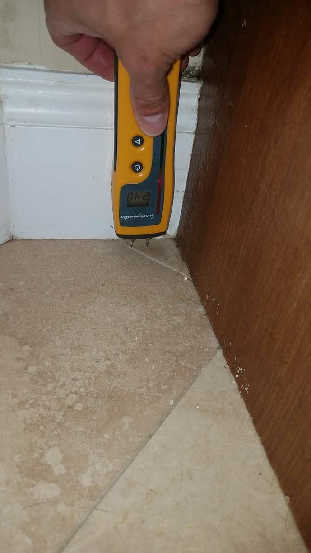 Bathroom Pipe leak