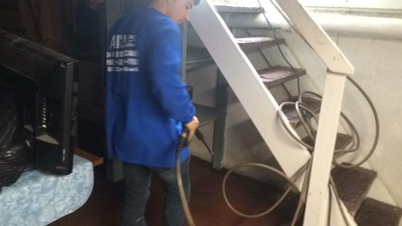 Sea Girt Basement Restoration