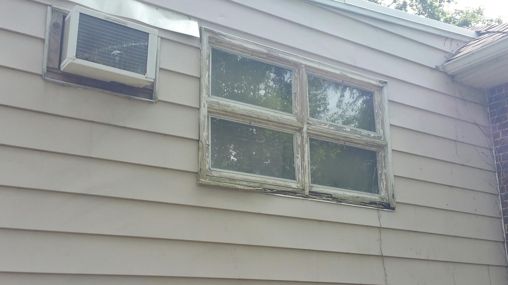 Replacing Jersey Shore Home Old Wood Windows