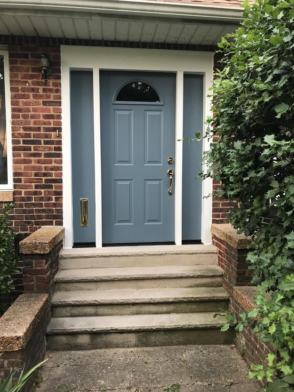 Provia Legacy Steel Door Installation in Cliffwood Beach, NJ