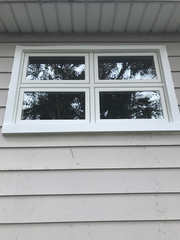 Marvin Infinity Fiberglass Awning Windows Installation in Cliffwood Beach, NJ