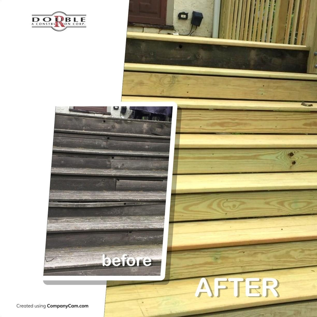 Deck Replacement in Mt. Vernon, NY