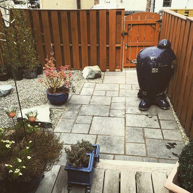 Garden Hardscaping