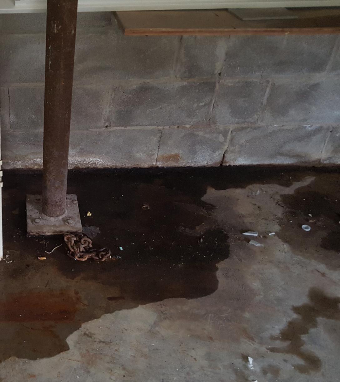 Leaky basement Arlington TX