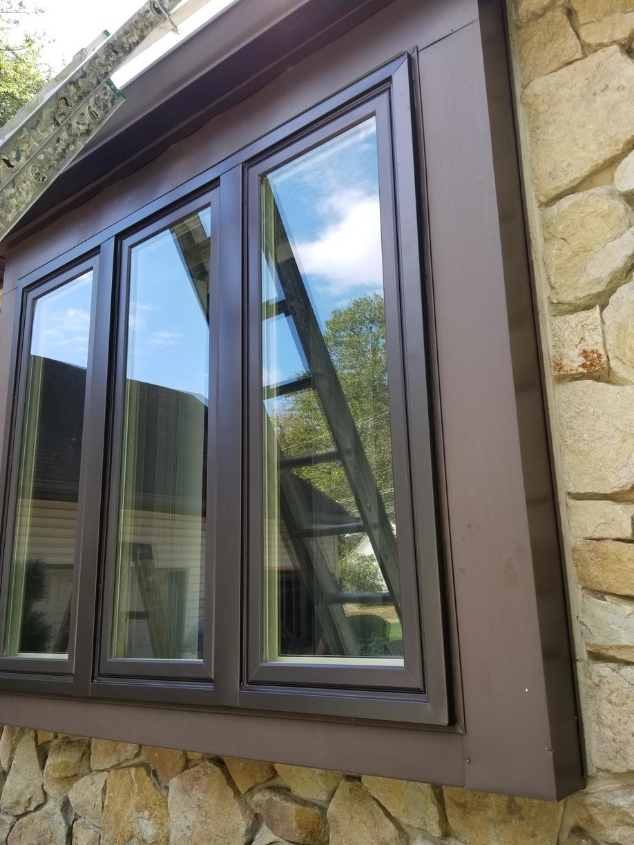 Replacement Windows Custom Made Marvin Infinity Casement