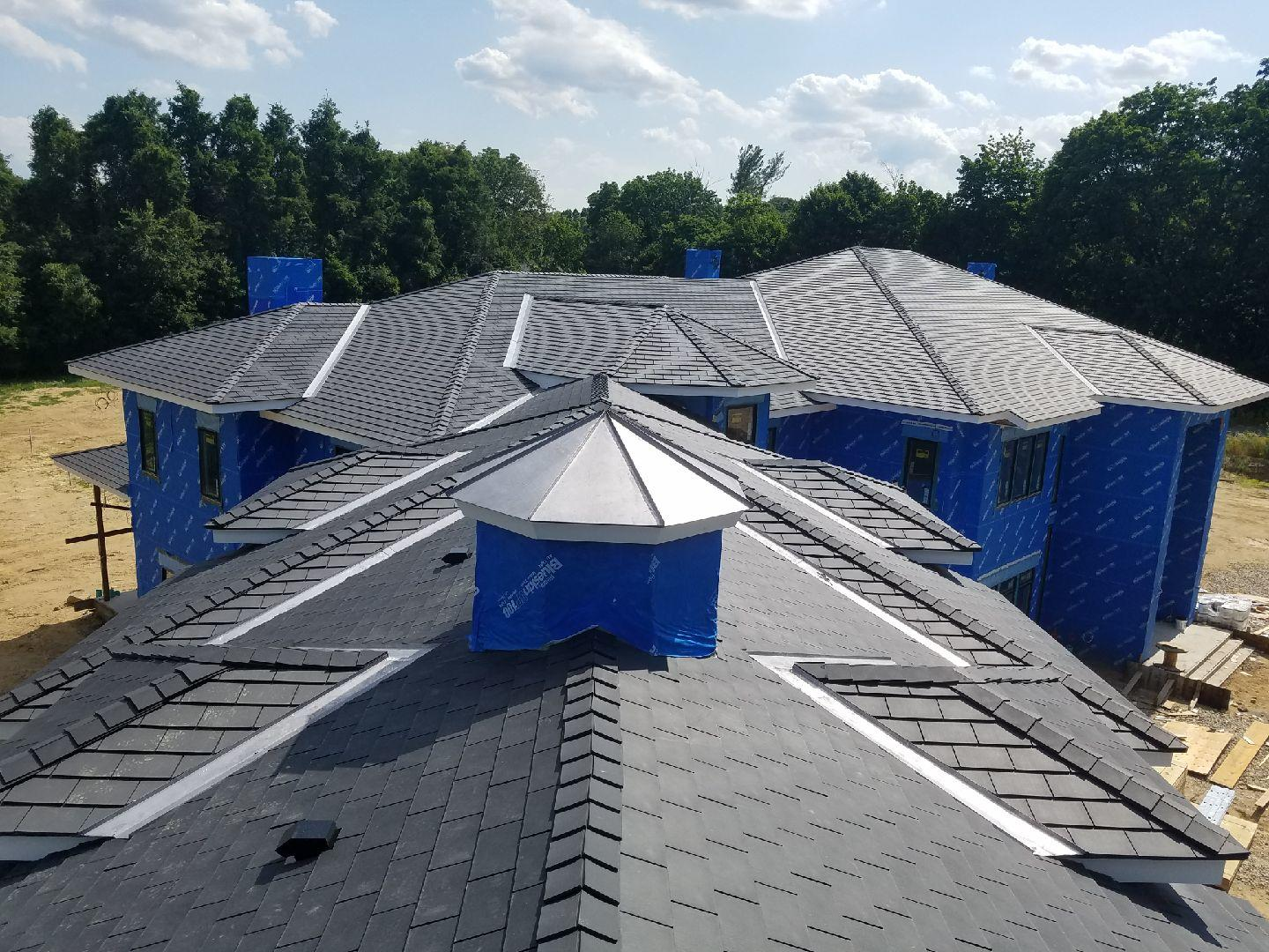 Davinci Roofing Project