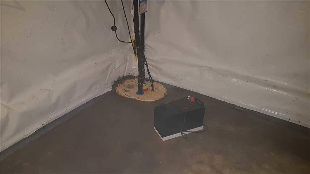 Pompe d'urgence à batterie