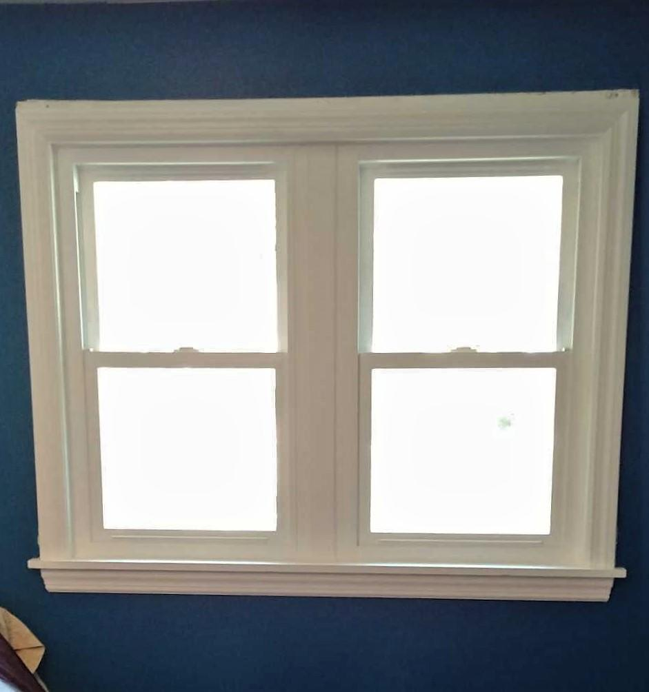 Double Hung Windows (After)