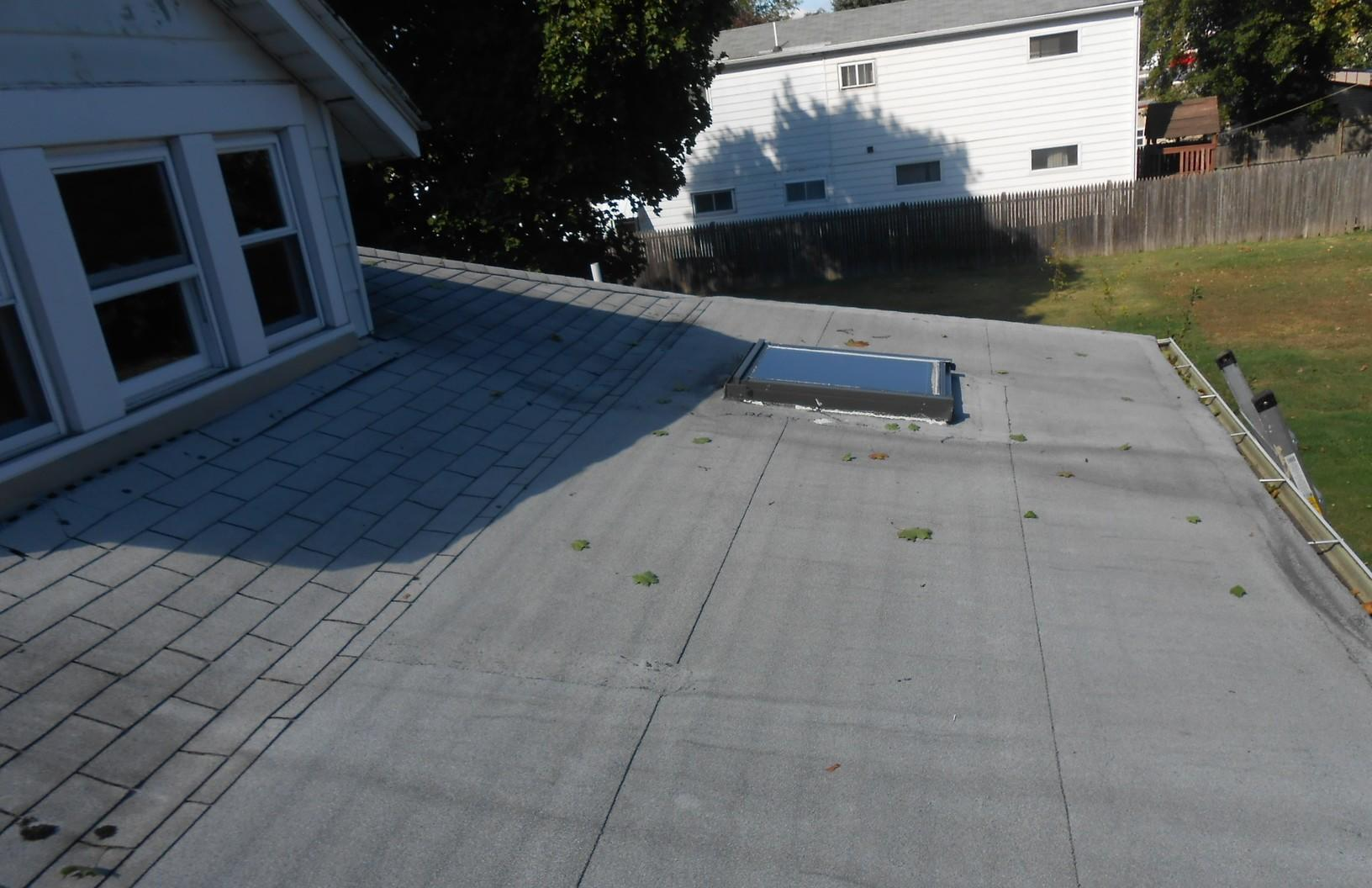 Replacing Shingle Roof with Skylights in PA