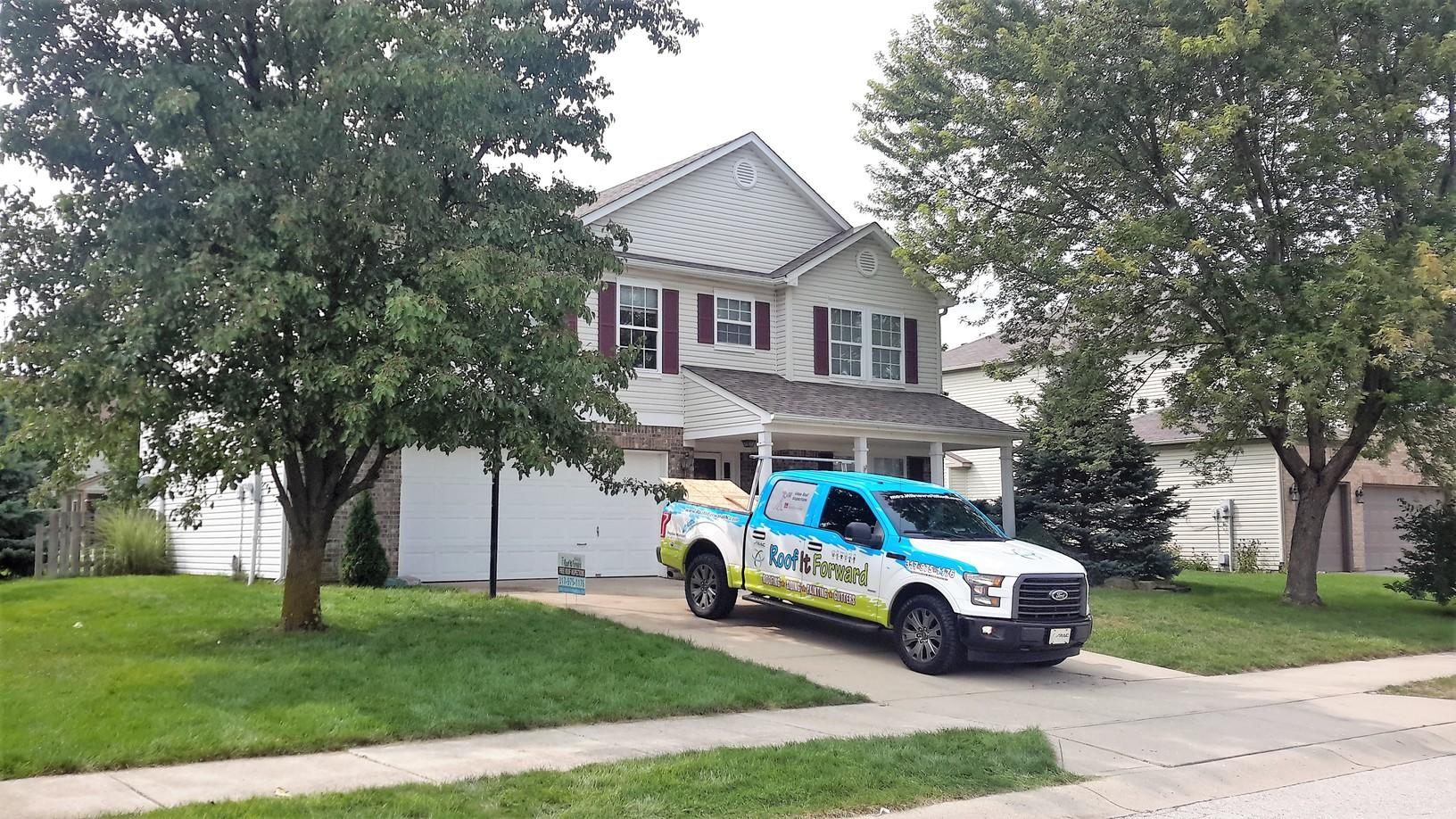 Roof Replacement In Noblesville Indiana Owens Corning