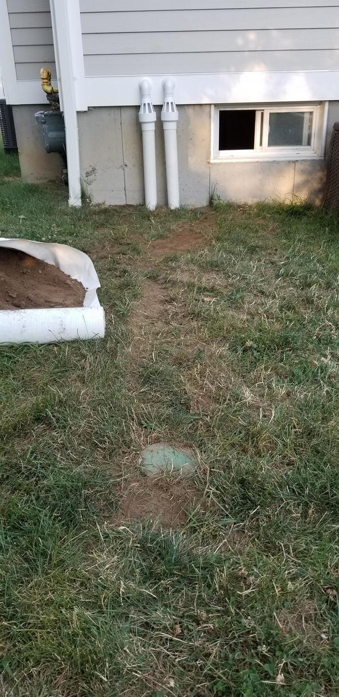 Buried Discharge