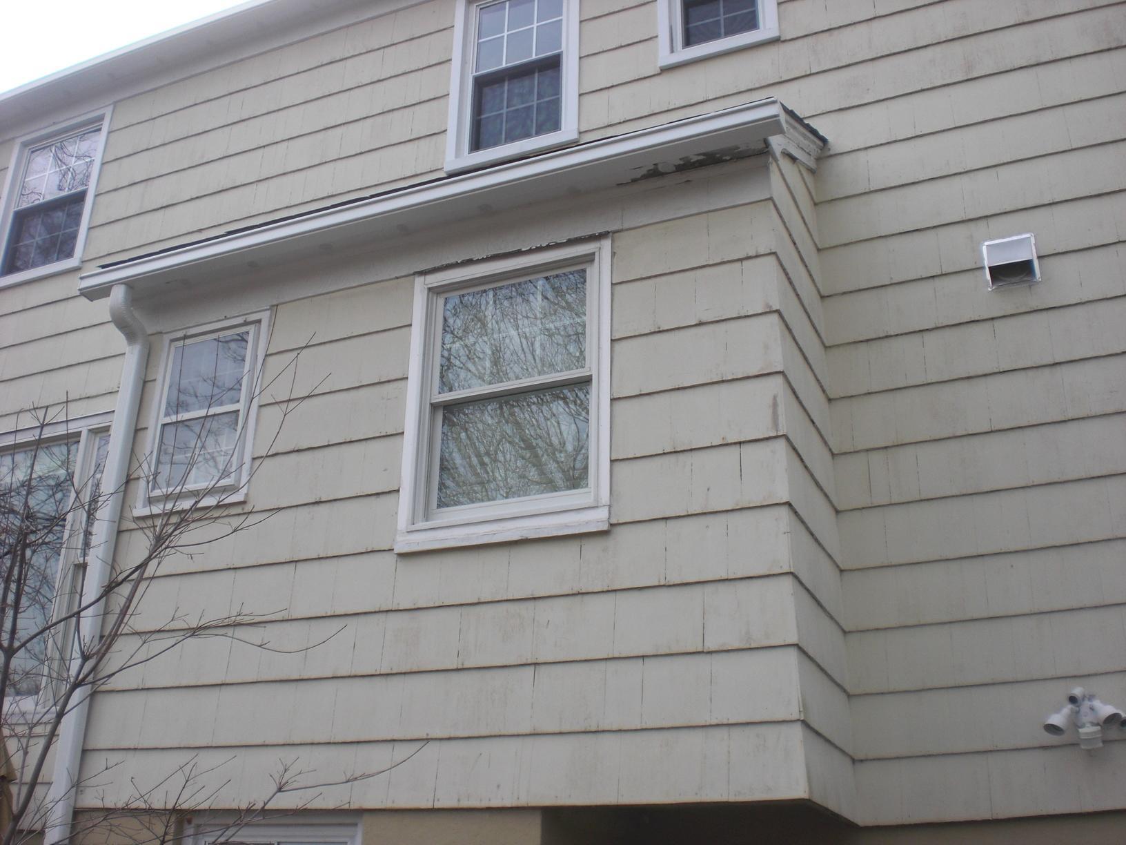 Replacing Old Cedar Siding in West Orange, NJ