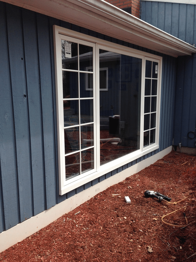 After Energy Efficient Window Replacement