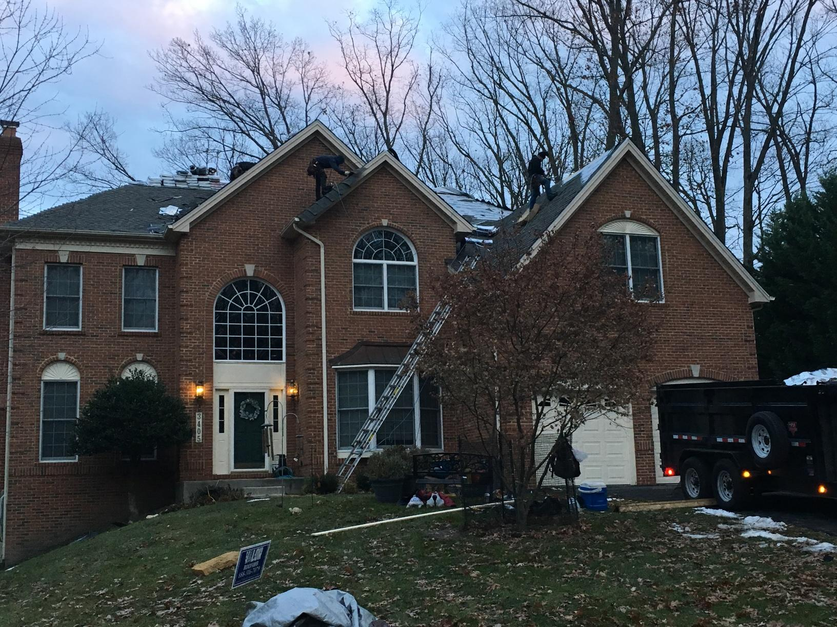 Roof Replacement in Severna Park, MD