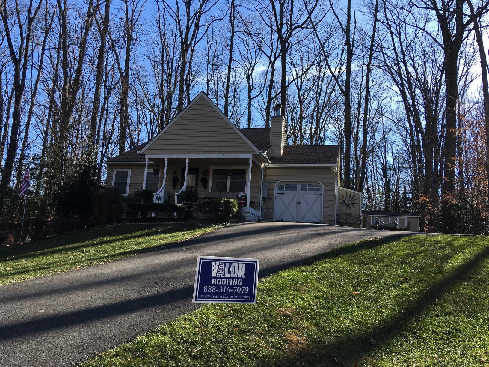 Roof Replacement in Crownsville, MD