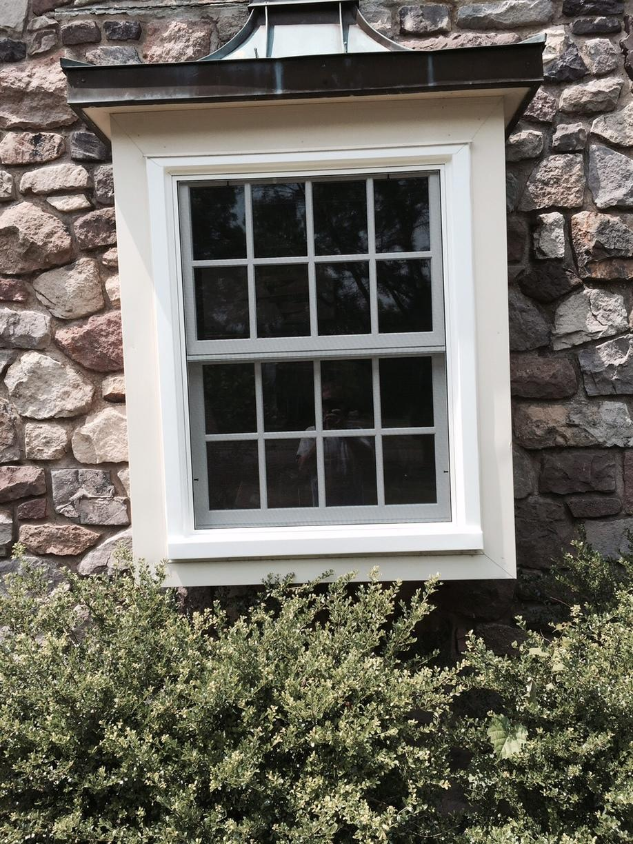 Beechworth Double Hung Window Install in PA