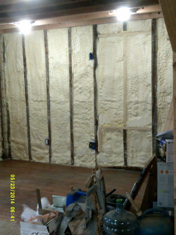Closed-Cell Spray Foam Insulation Waterbury, CT