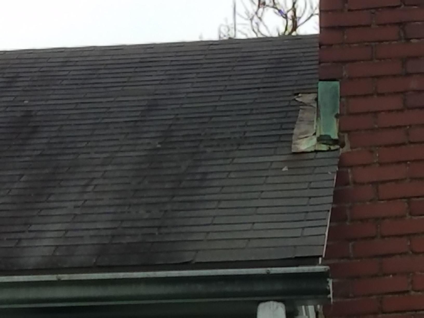 Installing Grey Metal Slate Over Existing Shingle Roof In
