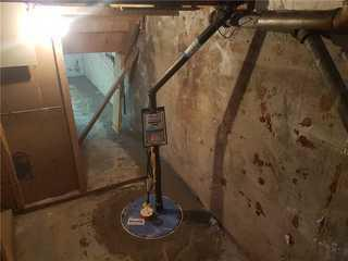 Sump pump system in Ormstown