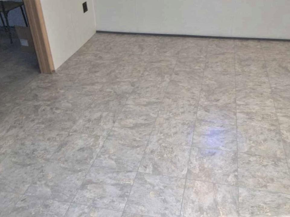 Flooring with Thermal Insulation