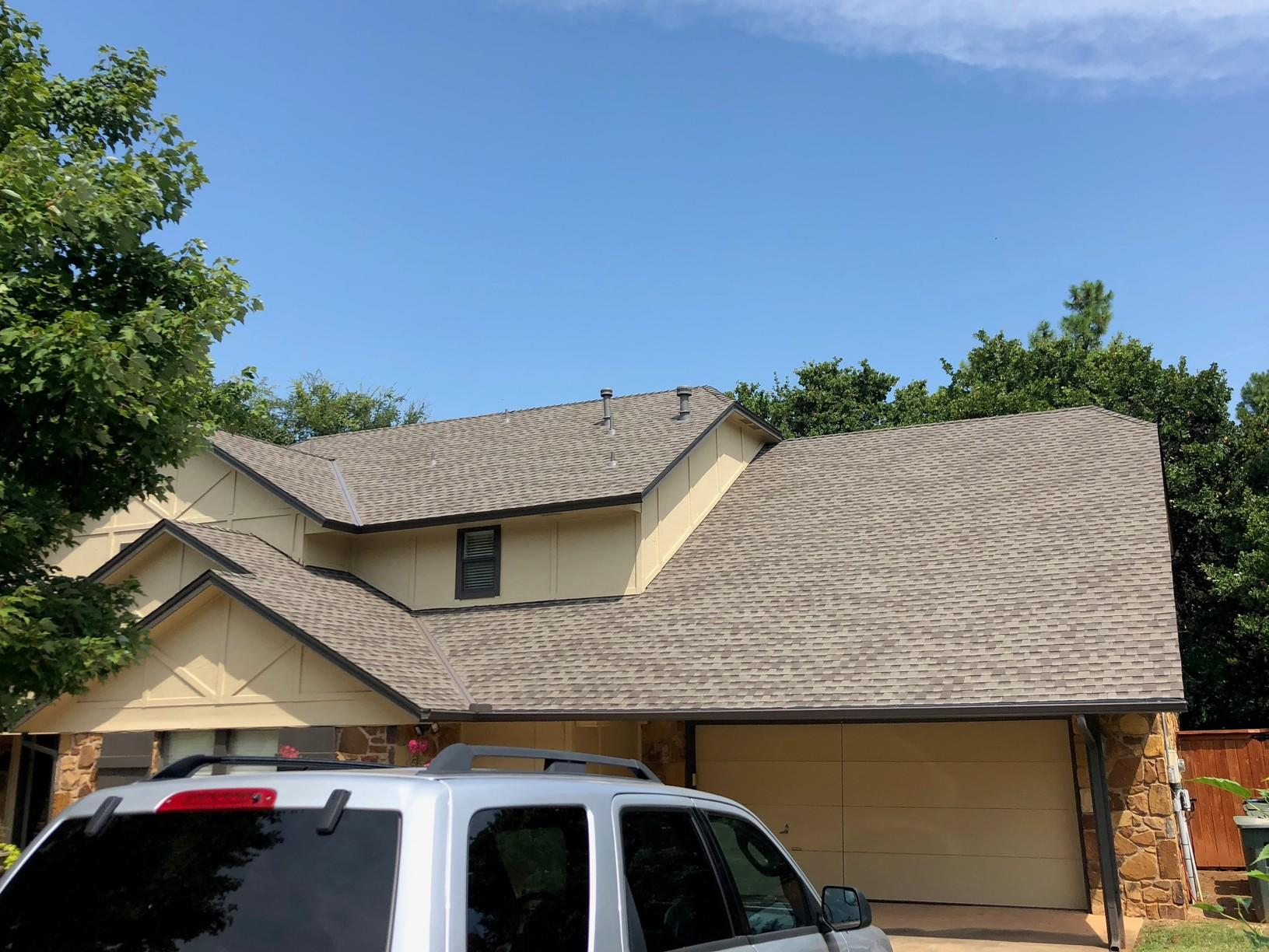 Edmond, OK - New Roof Install