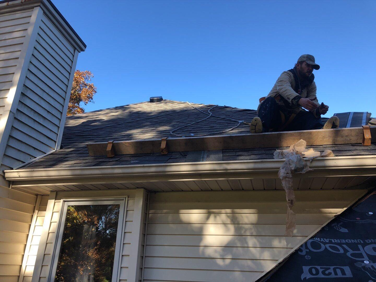 New Roof Process From Start To End In South Beloit Il