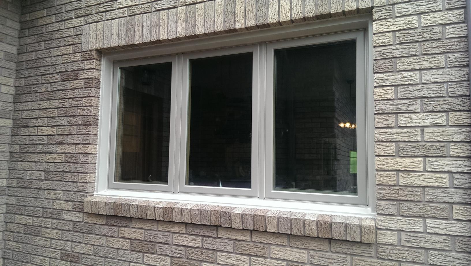 Replacement Windows Installing Marvin Infinity Double