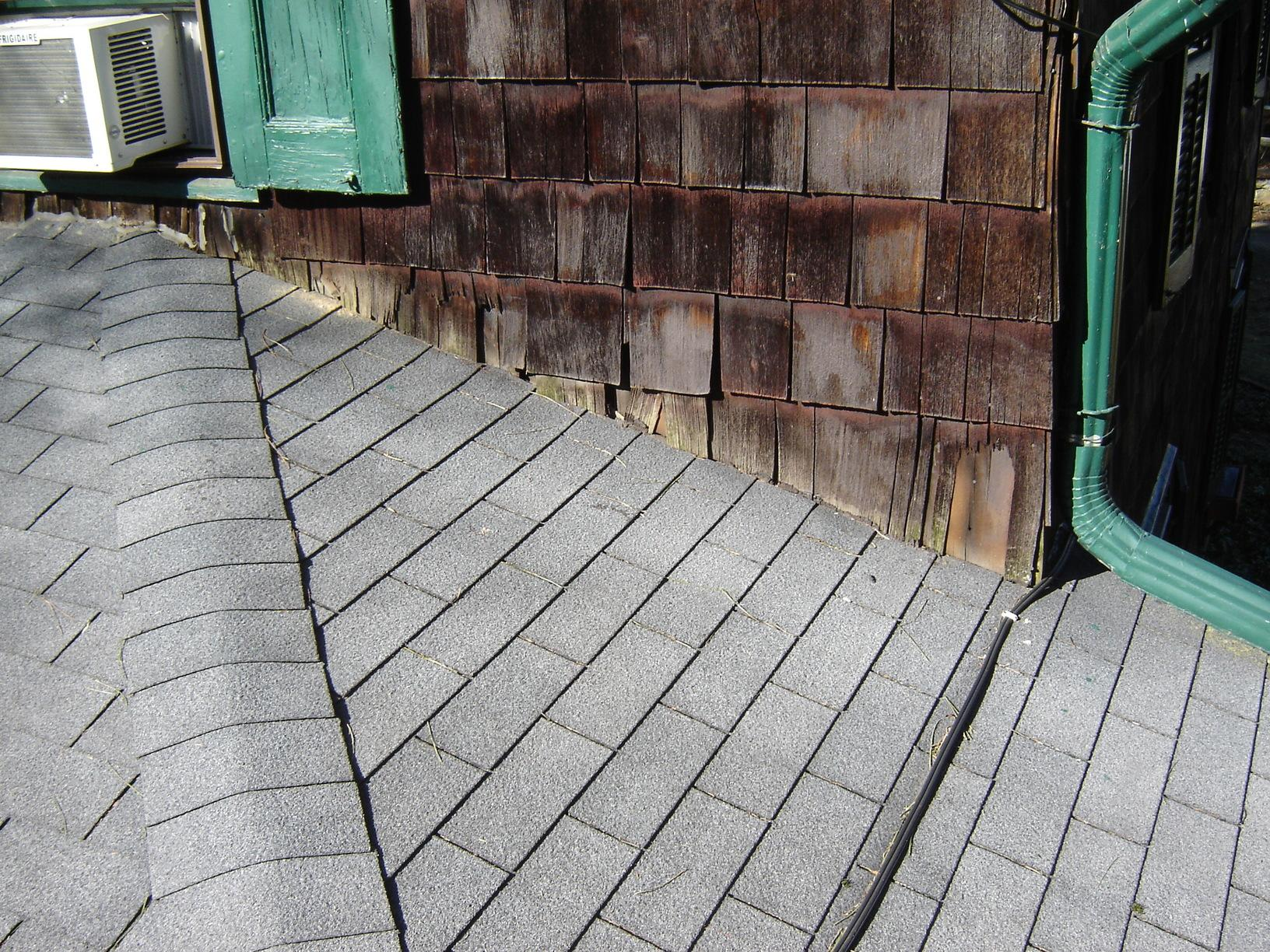 Replacing Asphalt Roof with Metal