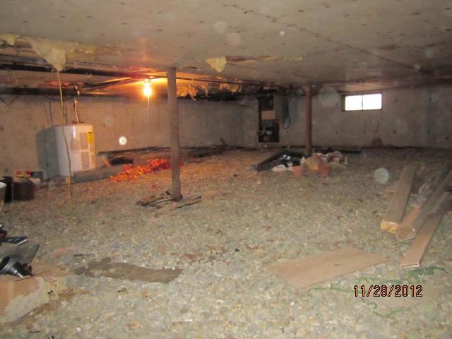 Subpar Crawlspace in Pomfret, CT