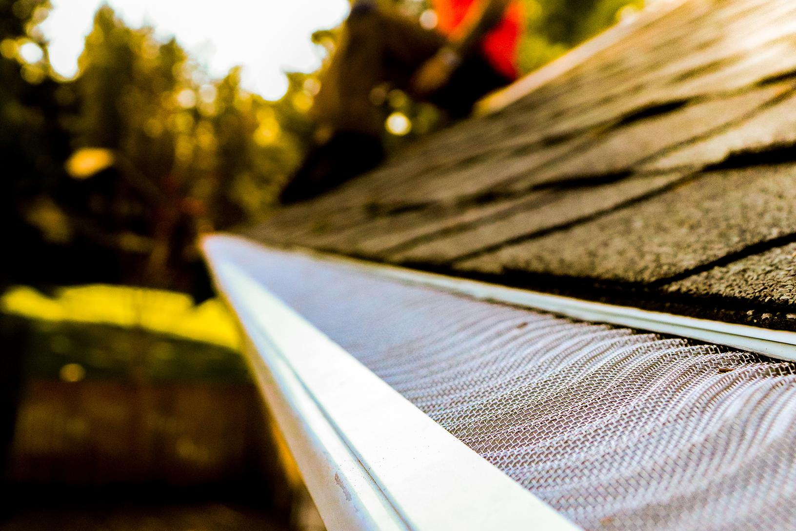 Rain or Shine, Valor Gutter Guards will perform!