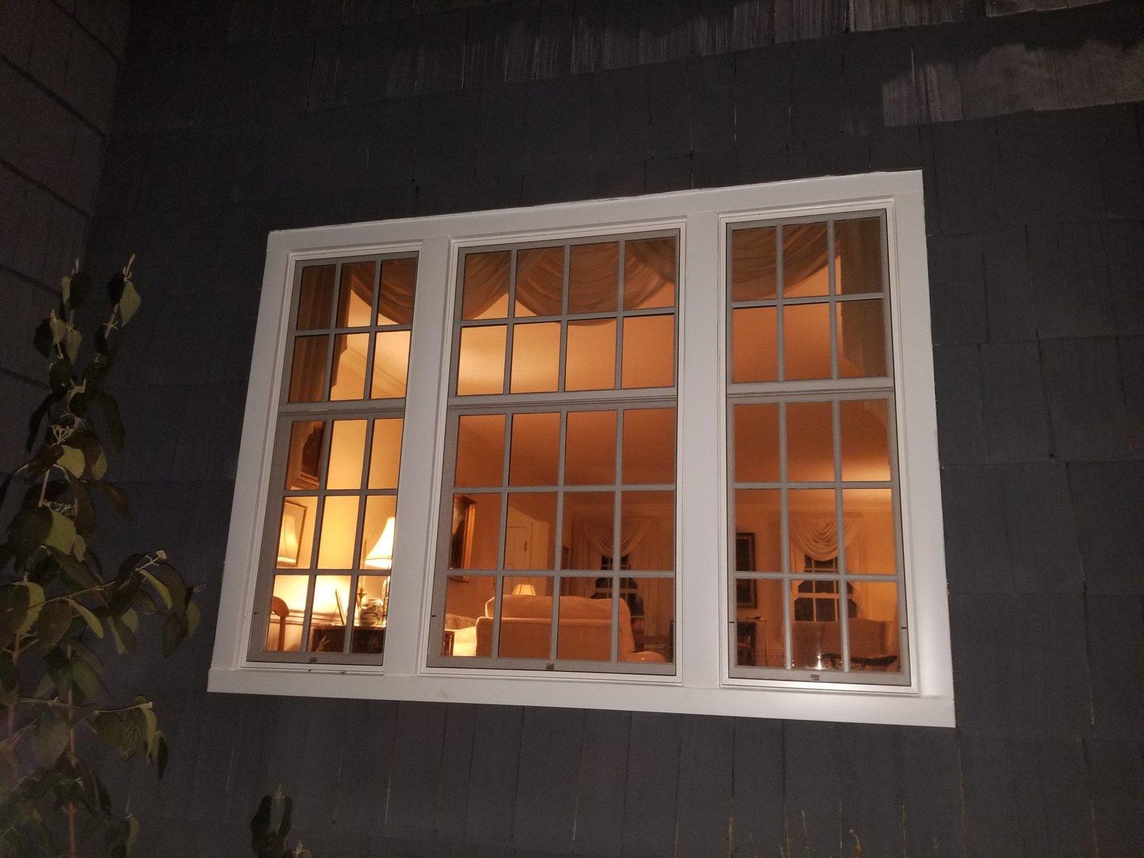Replacement Windows Marvin Infinity Fiberglass Double