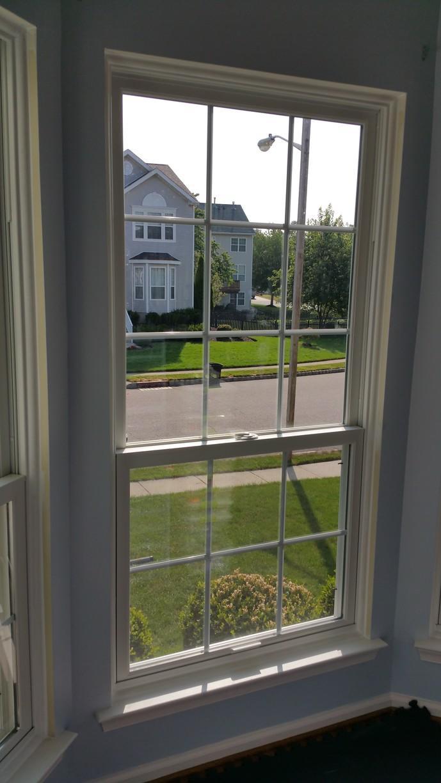 Installing 60:40 Ratio Fiberglass Windows