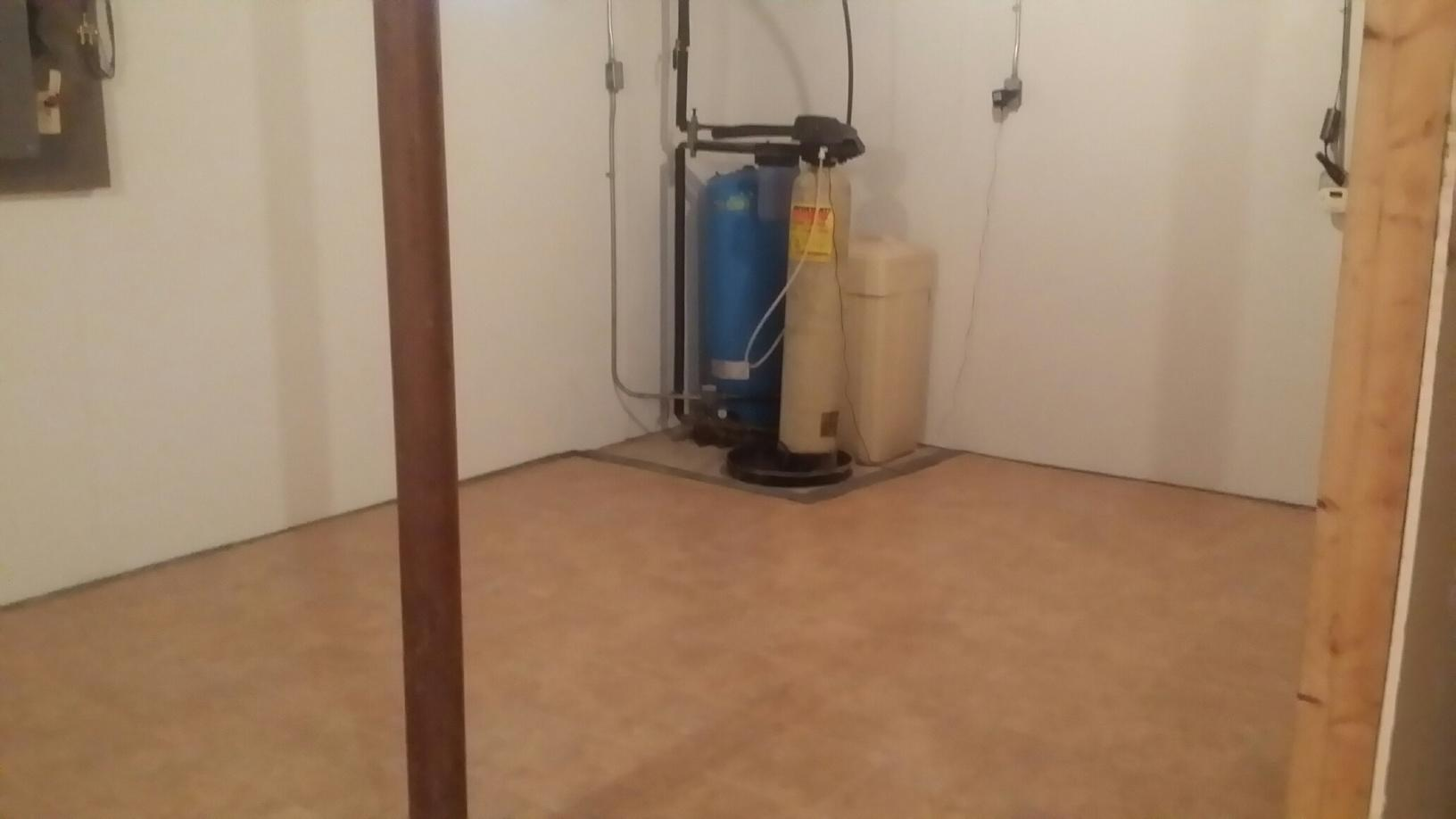 BrightWall and ThermalDry Flooring