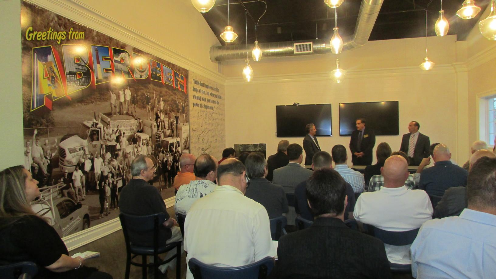 Quality 1st Hosts Grow Monmouth County Business Meeting