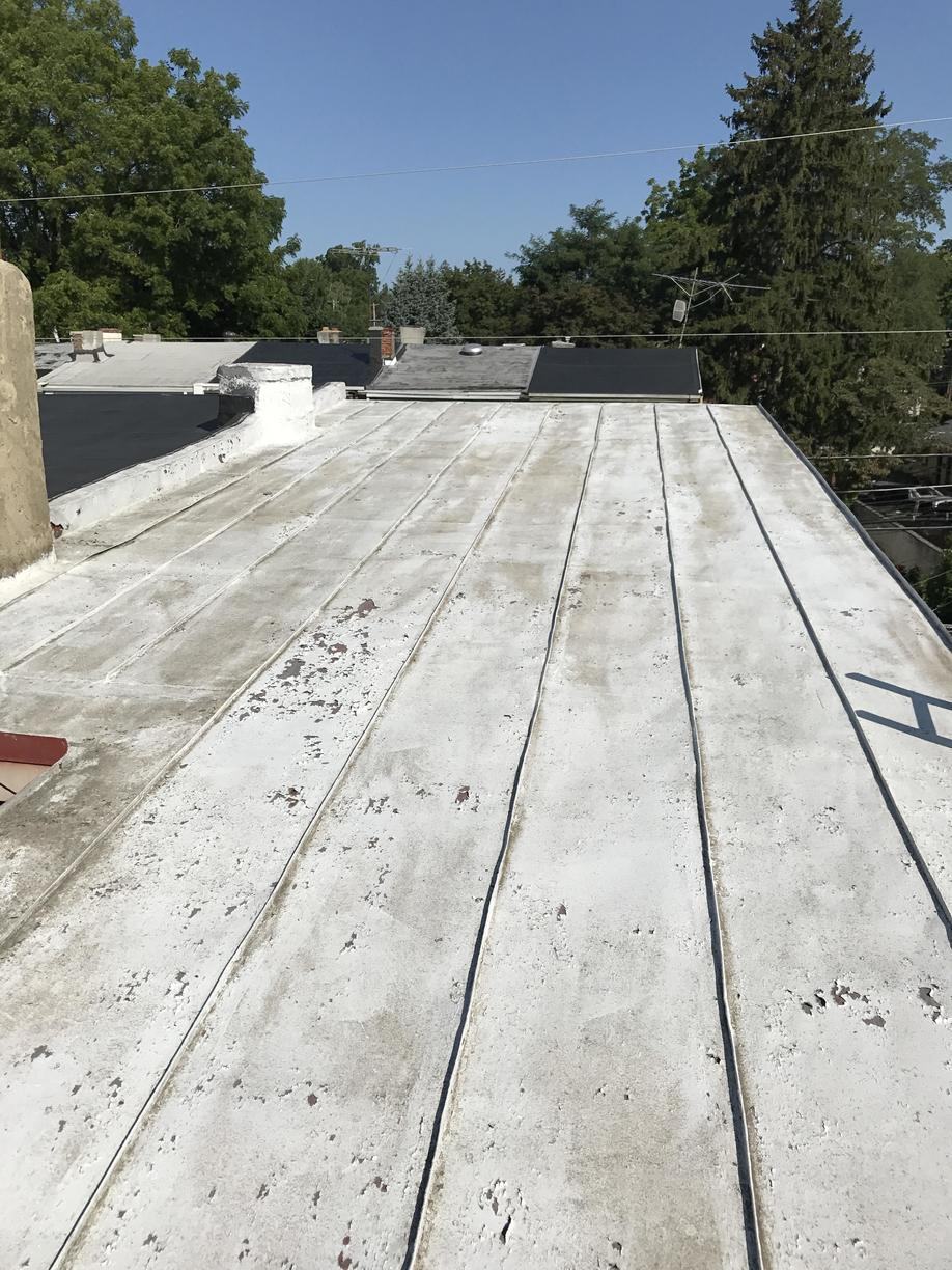 Replacing Home's Original Metal Roof in West Chester, PA