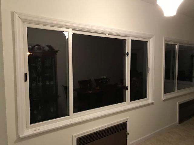 Fiberglass Slider Window