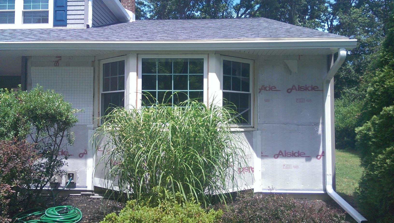 Replacing Bow Window in East Brunswick, NJ