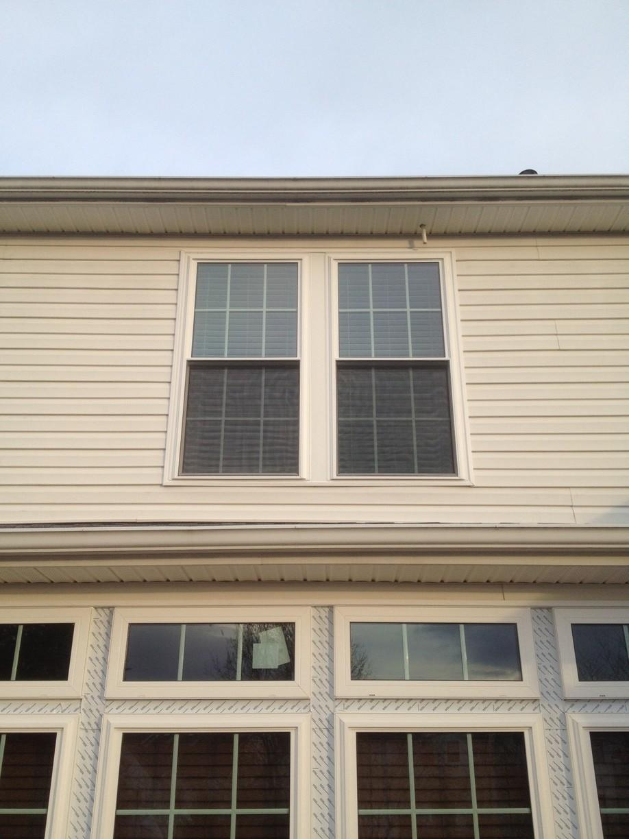 High Grade Double Hung and Picture Window Install