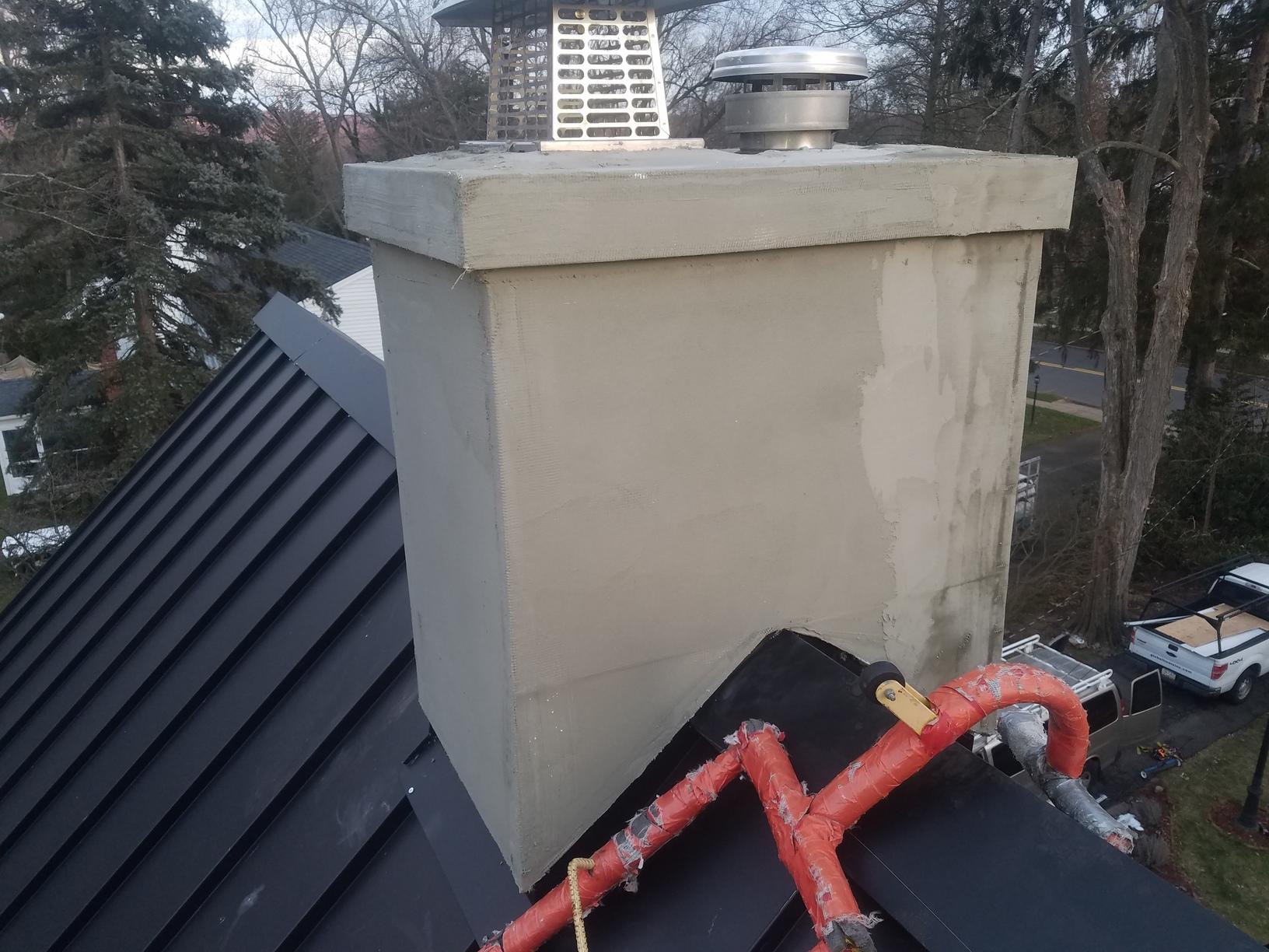 Repairing and Remodeling Chimney in Closter, NJ