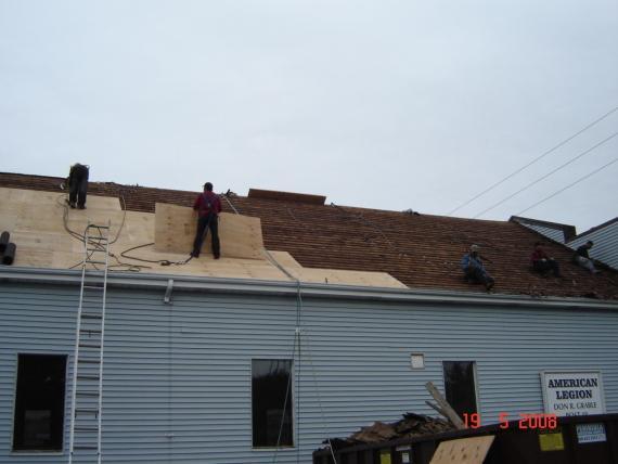 Plywood Sheathing in Ilwaco, Washington