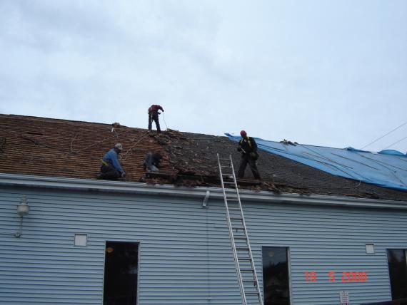 Roofing Tear Off in Ilwaco, WA