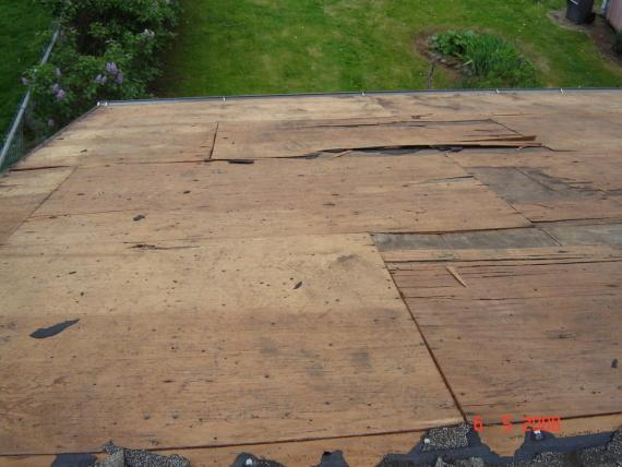 Stripped Roof in Vancouver, WA