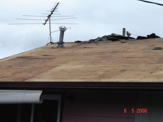 Roof Removal in Vancouver, Washington