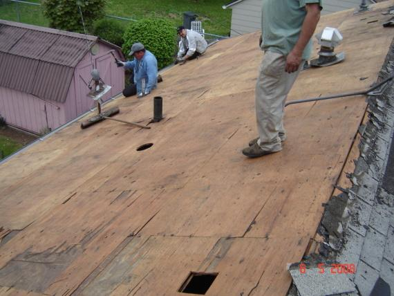 Roof Decking in Vancouver, Washington
