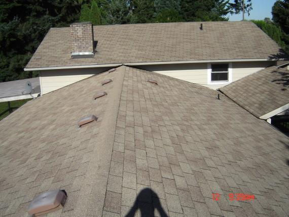 Roof Replacement in Vancouver, Washington