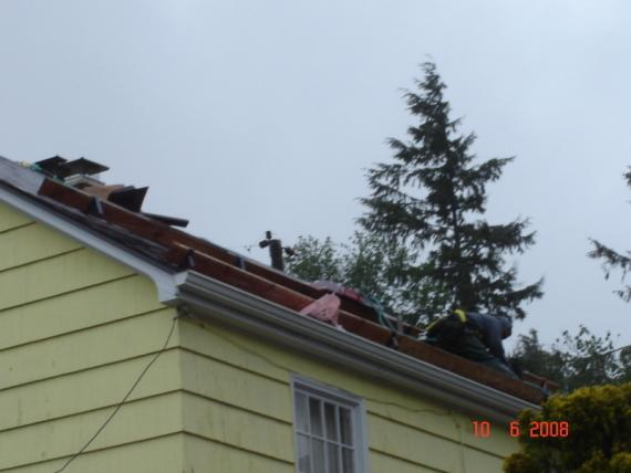 Replacing a Roof in Astoria
