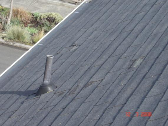 Stripped Roofing Materials in Astoria, OR