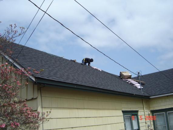 Installing a New Roof in Astoria, Oregon