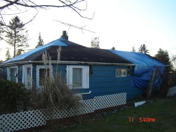 Mid Roof Replacement in Astoria, Oregon
