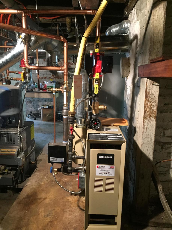 Boiler System in Mullica Hill, NJ